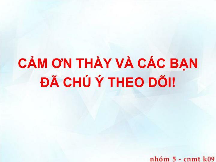 CM N THY V CC BN