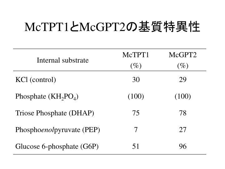 McTPT1
