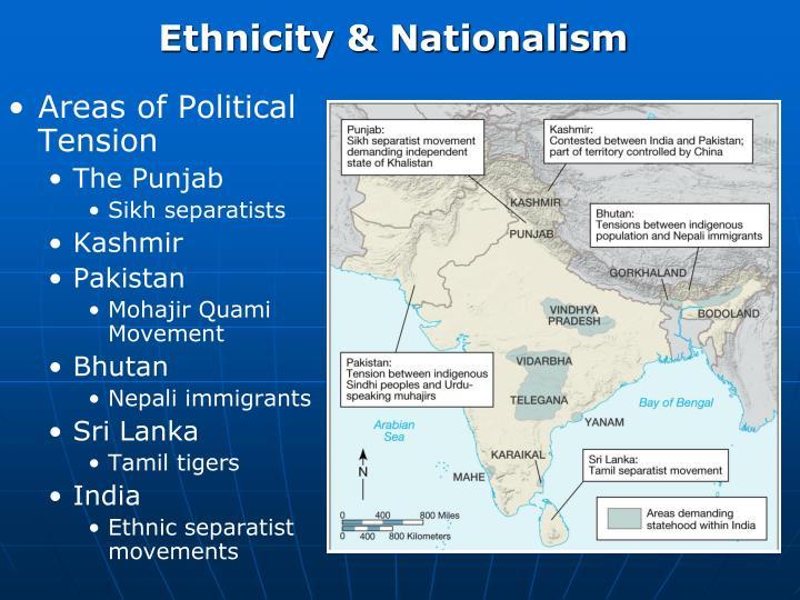 Ethnicity & Nationalism