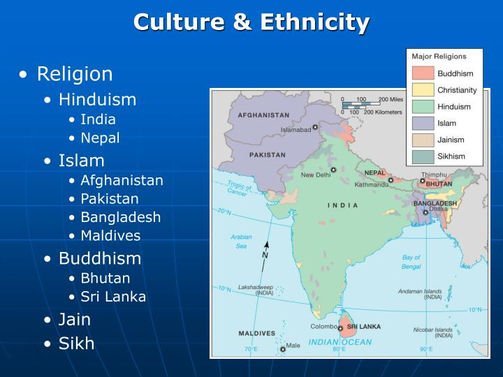 Culture & Ethnicity