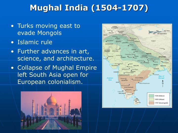 Mughal India (1504-1707)