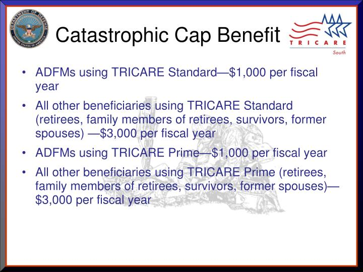 Catastrophic Cap Benefi