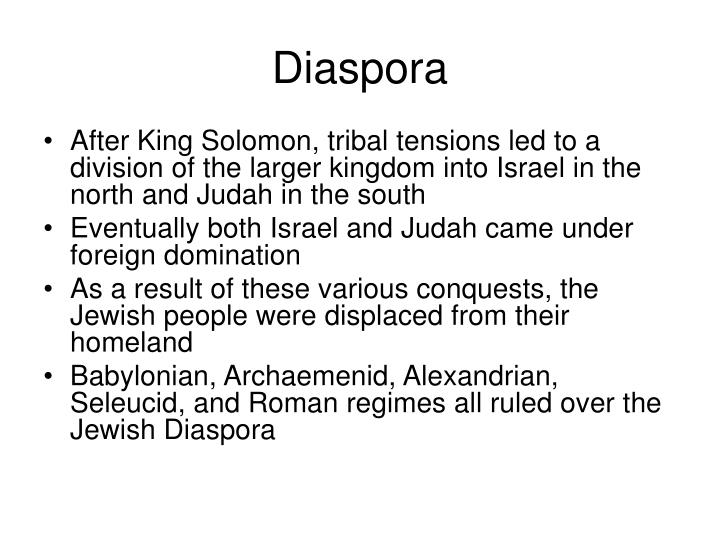 Have control The babylonian domination of judah can
