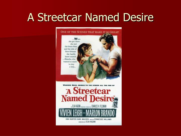 a streetcar named desire scene 3 essay The use of language in a streetcar named desire essay williams uses in the opening scene of a streetcar named desire gives the reader more insight into the.