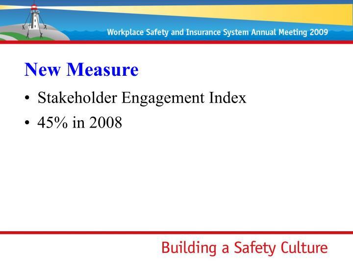 New Measure