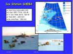 ice station sheba