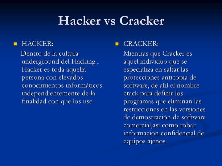 HACKER: