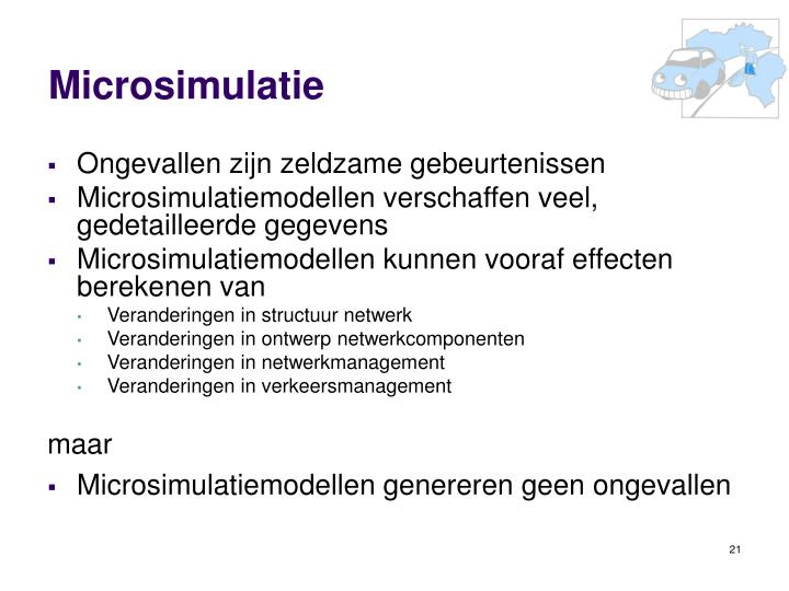 Microsimulatie