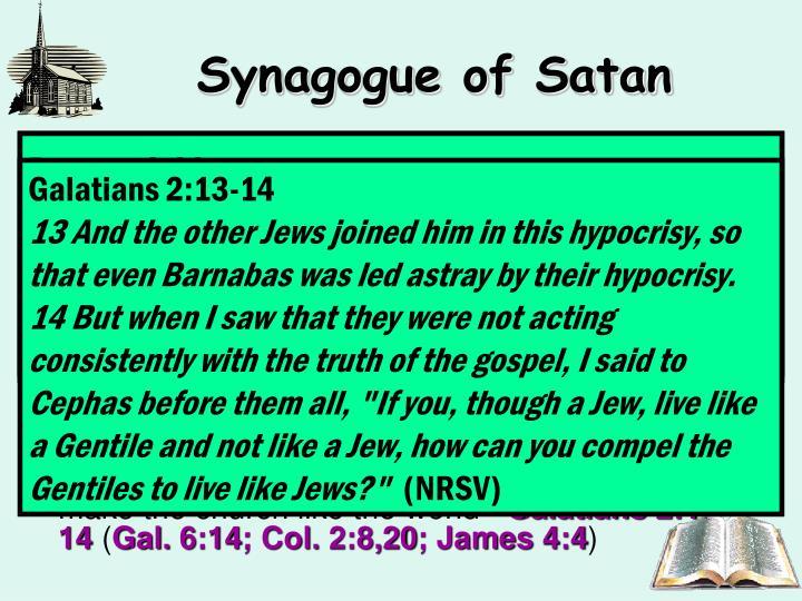 Synagogue of Satan