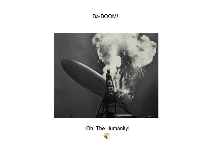 Ba-BOOM!