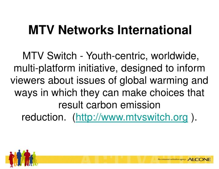 MTV Networks International