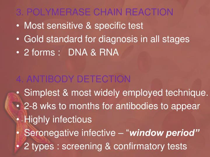 3. POLYMERASE CHAIN REACTION