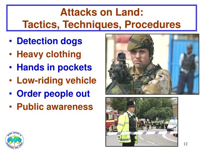 Attacks on Land:
