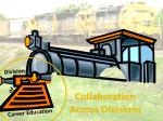 collaboration across divisions