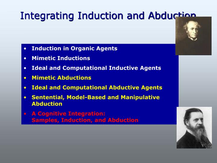 Integrating Induction and Abduction