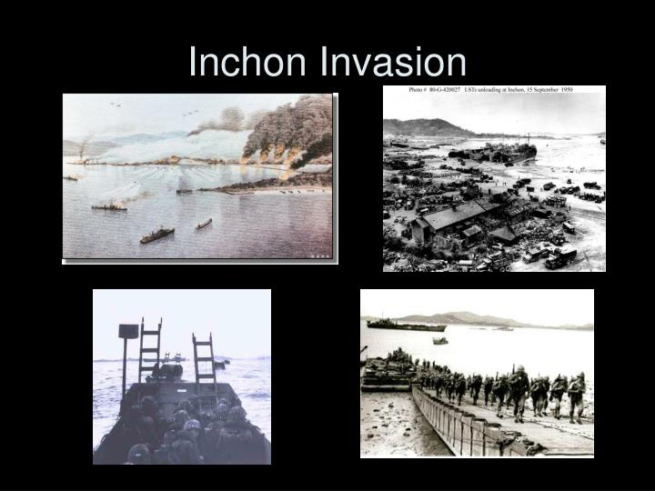 Inchon Invasion