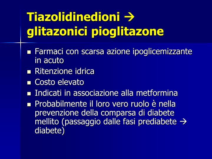 Tiazolidinedioni