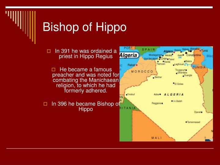 Bishop of Hippo