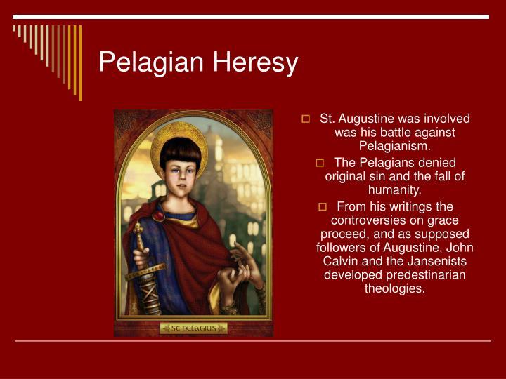 Pelagian Heresy