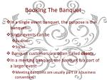 booking the banquet1
