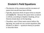 einstein s field equations