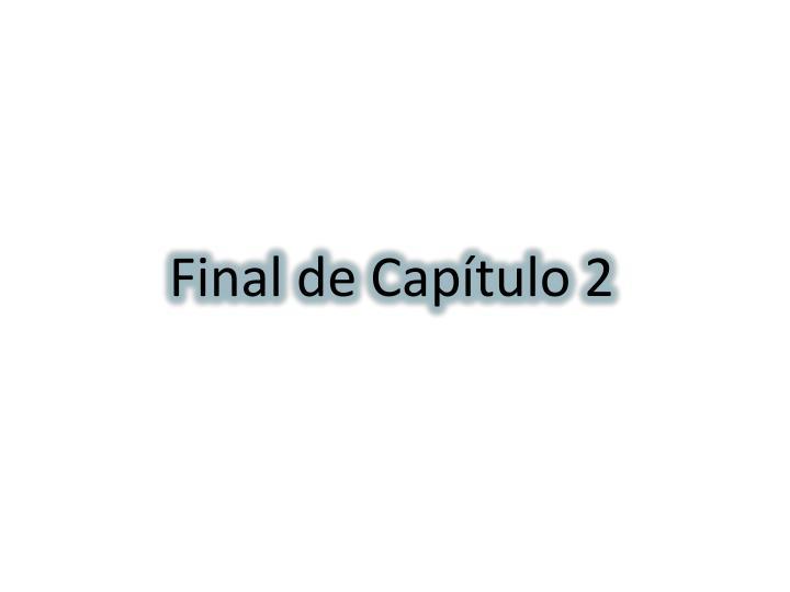 Final de