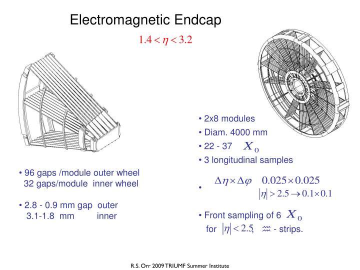 Electromagnetic Endcap