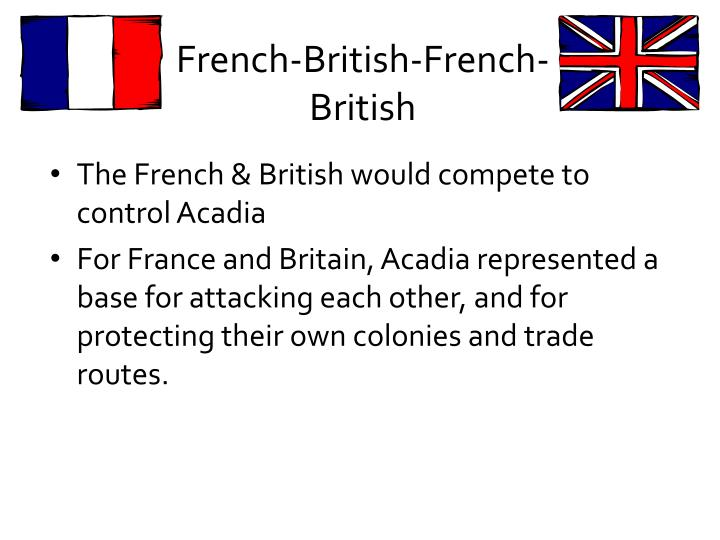 French-British-French-British