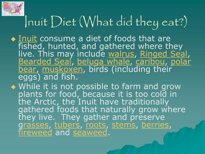 Inuit Diet (What did they eat?)