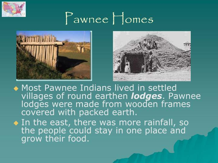Pawnee Homes
