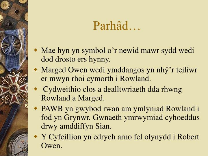 Parhâd…