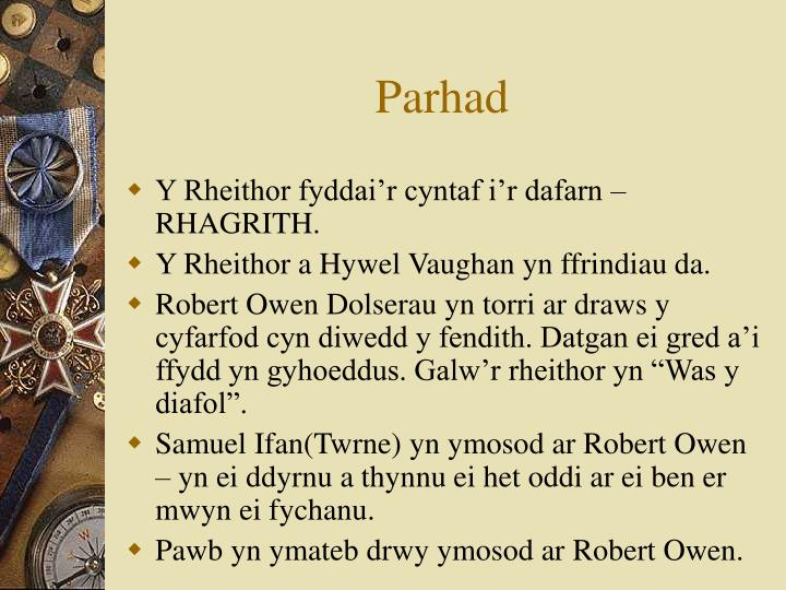 Parhad