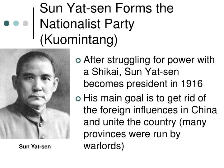 how influential was sun yatsen in Home us politics world business tech health motto entertainment science newsfeed living sports history the time the most influential sun yat-sen.