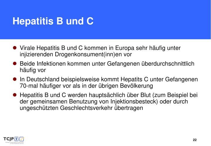 Hepatitis B und C