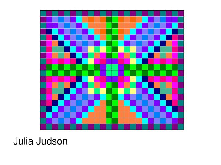 Julia Judson
