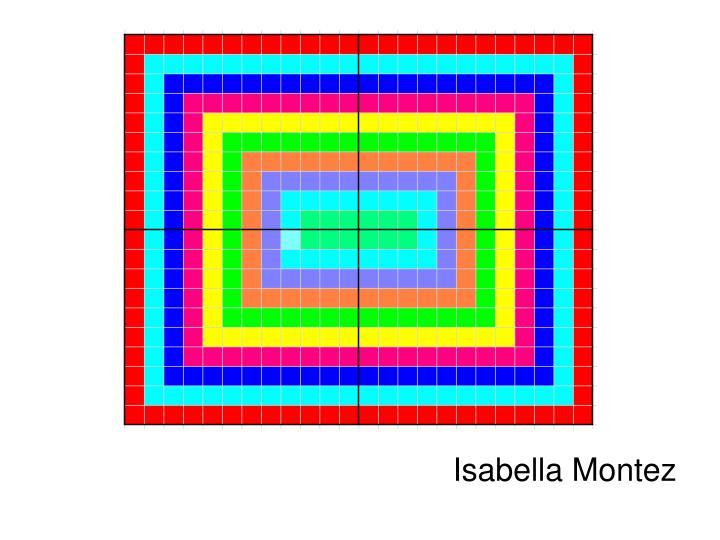 Isabella Montez