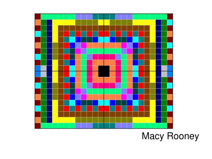 Macy Rooney