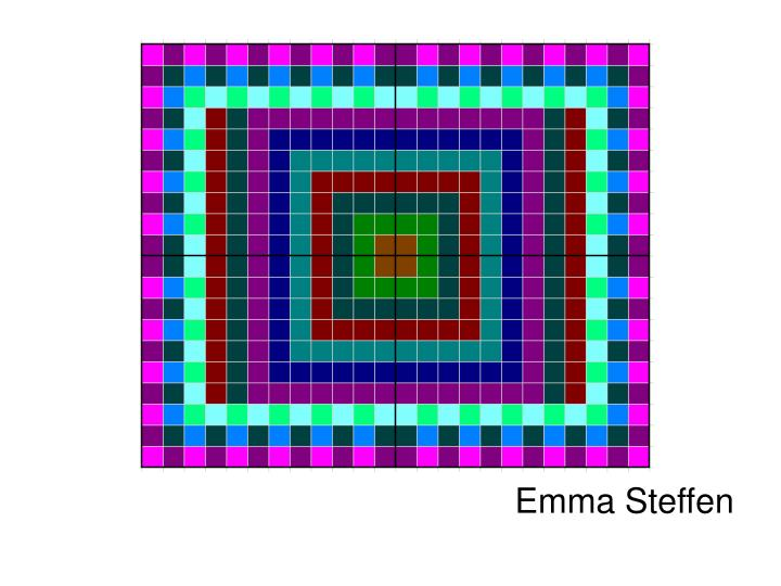 Emma Steffen