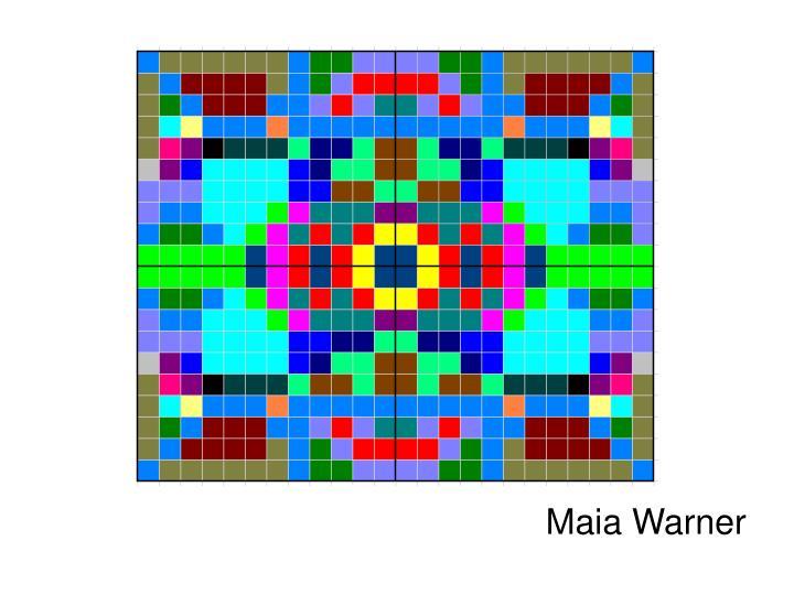 Maia Warner