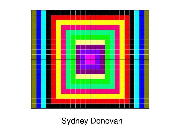 Sydney Donovan