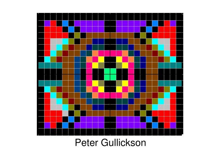 Peter Gullickson