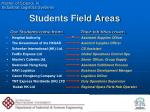students field areas2