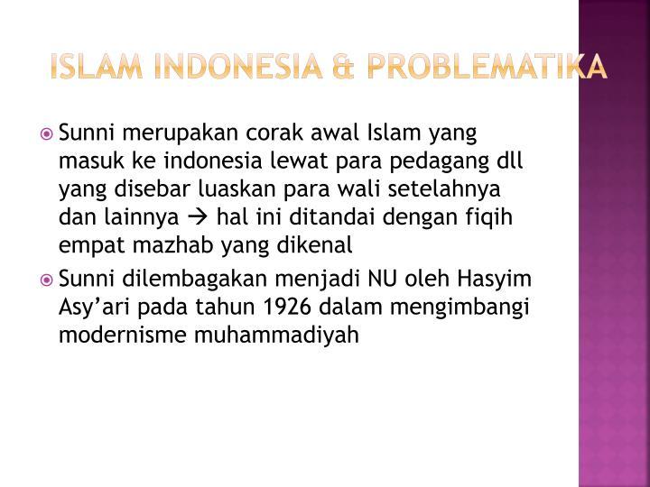 Islam Indonesia &
