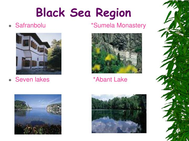 Black Sea Region