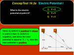 conceptest 16 3a electric potential i1