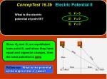 conceptest 16 3b electric potential ii1