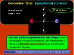 conceptest 16 5a equipotential surfaces i1