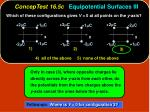 conceptest 16 5c equipotential surfaces iii1
