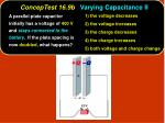 conceptest 16 9b varying capacitance ii