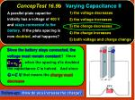 conceptest 16 9b varying capacitance ii1